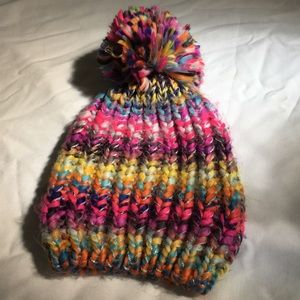 Other - Kids colorful knit hat